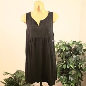 LIZ LANGE Sleeveless Maternity Dress